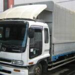 6 Wheeler Closed Van