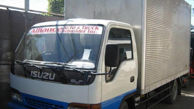 4 Wheeler Closed Van
